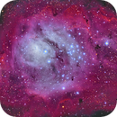 M8 LRGB (The Complete Data Set for this Image is Available for Download at Remoteskies.net),                                Dustin and Georgi...