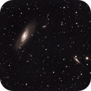 First attempt at M106,                                Gowri Visweswaran