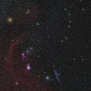 Orion (2 teselas),                                astropleiades