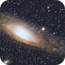 Andromeda Galaxy (M31) and Satellites,                                Kyle Goodwin
