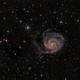 Feuerradgalaxie M101,                                Tim-H