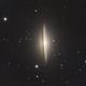 M104 Sombrero Galaxy,                                ScottBrabec
