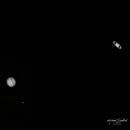 Christmas Star - December 21st Jupiter & Saturn Conjunction,                                Michael Sanford