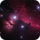 The Flame and Horsehead Nebulas,                                  blairconner