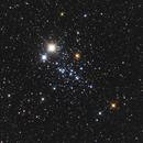 NGC 457 The Owl/E.T. Cluster,                                Jarrett Trezzo