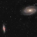 M81 & M82,                                Gary Imm