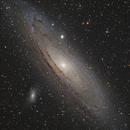 Great Andromeda Messier 31 (www.DeepSkyWest.com),                                Maicon Germiniani