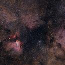 Sagittarius Star Cloud Mosaic,                                John Favalessa