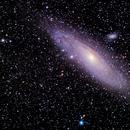 Andromeda - M31,                                Kalle Vahlman