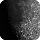 Gibbous Moon on first day of June 2020,                                Harold Freckhaus