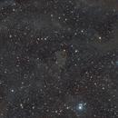 LBN 777 - The Baby Eagle Nebula,                                Gérard Nonnez