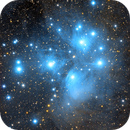 The Pleiades (M45),                                Chris Willocks
