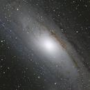 M31 - Andromeda Galaxy,                                Ron