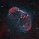 NGC 6888 NASA APOD 6-10-16,                                Mike Miller