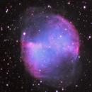 The Dumbell nebula,                                Patrick mcevoy