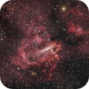 The Omega Nebula - M17,                                Henrique Silva