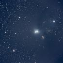 NGC 6726, Reflection Nebula in Corona  Australis Constellation, EAA,                                glend