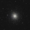 Messier 92  -  LRGB,                                Lars Stephan