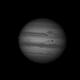 Júpiter, Europa y su sombra,                                Javier_Fuertes