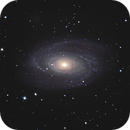 M81 just for fun - bad weather,                                Jeffbax Velocicaptor