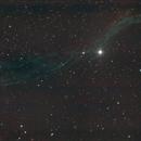 Veil Nebula - NGC 6960,                                GALASSIA 60