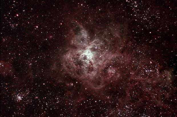 Tarantula Nebula - 30 Doradus,                                Paul Wilcox (UniversalVoyeur)