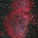 Sh2-199 Soul Nebula,                                Frankw