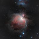 M42 - Orion Nebula (29 Dec 2019),                                Bernhard Suntinger