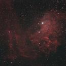 IC 405 Flaming star Nebula,                                Aaron