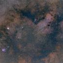 Grand champ dans la voie lactée,                                guillau012