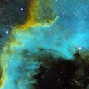 Nebulosa NordAmerica - NGC 7000,                                StefanoBertacco