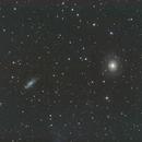NGC 2985 and 3027,                                Eric Walden