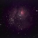 M8 Lagoon Nebula,                                Gwaihir