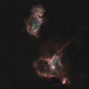 Heart and Soul Nebulas,                                TristanDt
