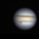 Jupiter and the GRS,                                Luiz Ricardo Silveira