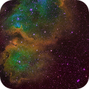 Soul nebula,                                John Sim