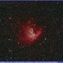 THE PACMAN NEBULA NGC281,                                andyo