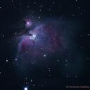 Gran Nebulosa de Orión (M 42),                                Fernando Ordóñez Monteagudo
