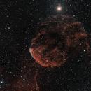 IC443 - The Jellyfish Nebula,                                Tim Jardine