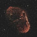 Crescent Nebula\NGC 6888,                                walkman