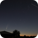 Comet & ISS,                                anatiss