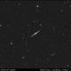 NGC4565 - Needle galaxy,                                Aurélien CHAPRON