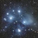 M45 - Pleiades - 2020,                                lbru
