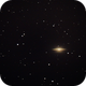 Sombrero Galaxy,                                funkysandman