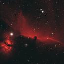 Horsehead Nebula L-enhance,                                sanyahun
