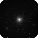 M13 with ES127 and 10 Micron GM1000 HPS (unguided),                                on9cop