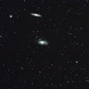 Trio du Lion (M65, M66 & NGC 3628),                                martial_julian