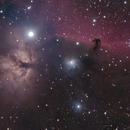 Horsehead and Flame Nebulae,                                Jim Smith