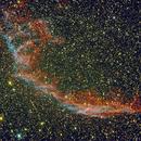 NGC-6992, Eastern Arc of Veil Nebula,                                Stargazer66207