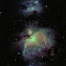 M42 Orion Nebula,                                henrygoo74d